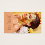 Beauty Salon / Massage / Relax / SPA Hotel Business Card