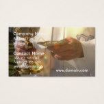 Communion Business Cards