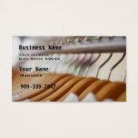 Dry Cleaners or Laundry Business Card