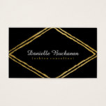 Fashion Consultant Business Cards