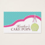 Fun Candy Store Business Cards