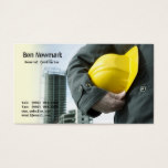 General Contractor, Builder, Construction, Business Card