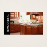 Home Remodeling Business Card