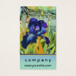 Iris Harmonies Business Card