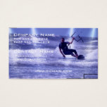 Kiteboarding Design Business Cards