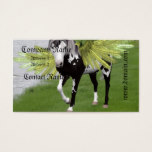 Pegasus Dreams Business Card