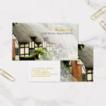 PixDezines thatched roofers Business Card