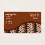 Roofing Business Cards