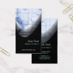 STYLISH ARCHITECT business cards/Remodeling Business Card
