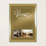 Viera Home Staging Interior Design (gold)