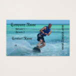 Wakeboarding in the Tropics Business Card