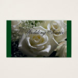 Wedding Services Business Cards