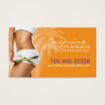 Weight Loss Business Card Template
